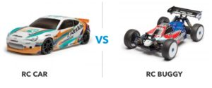 rc car vs rc buggy